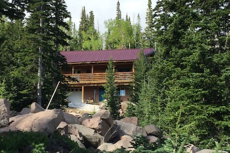 Top 20 brian head vacation cabin rentals and cottage for Brian head ski resort cabin rental