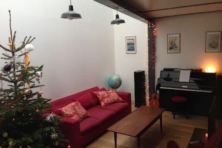 Très beau loft, calme et spacieux - Paris - Loft