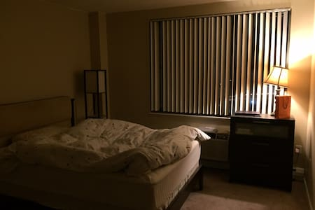 Furnished Master Bedroom near Yale