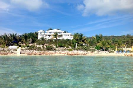 Unsurpassed Beachfront Luxury Home
