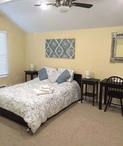 Independent Access Garage Apartment, Near Downtown - Annapolis - Apartmen