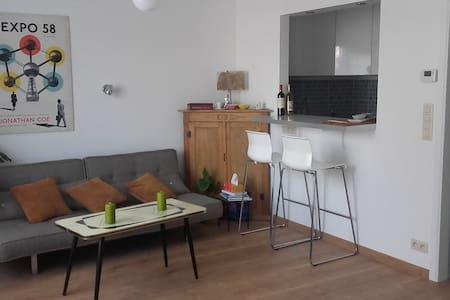 Slow Brussels/Entre Nature et Cité - Appartamento