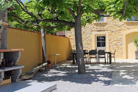 Gîte La Pierre Grise - Névian - Haus