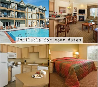 Solvang - 2 Bedroom Condo- Sleeps 6 #7 - Kondominium