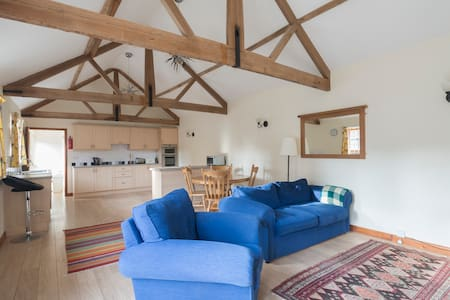 Rural barn conversion near Norwich - Honingham - Apartemen