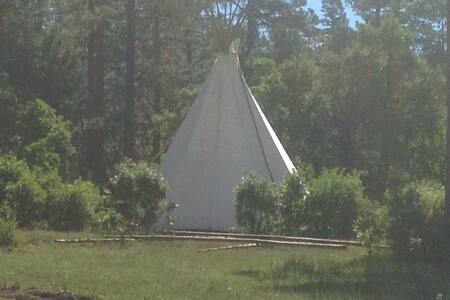 Los Vallecitos Retreat Tipi - Tipi
