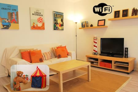 Apartment in Cambrils Port, Parking, Wifi - Wohnung