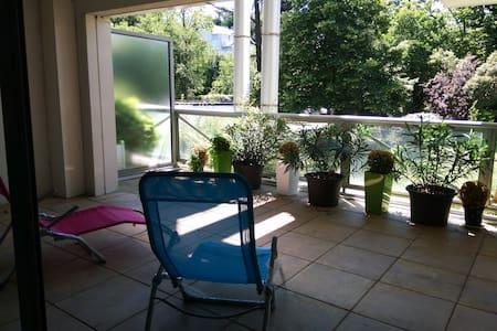 chambres avec jardin au calme au centre de VALENCE - Valence