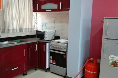 A 2 Bedroomed furnished Apt - Appartement