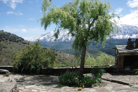 Beautiful mountain village house - Hus