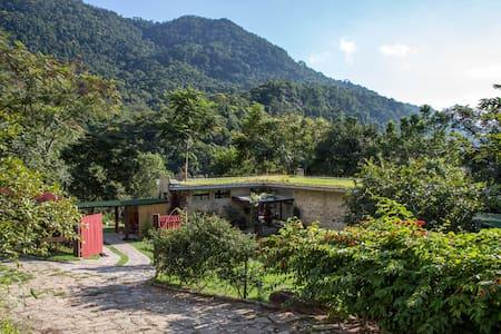 Bocaina, Condado dos Guapuruvus - Cabana