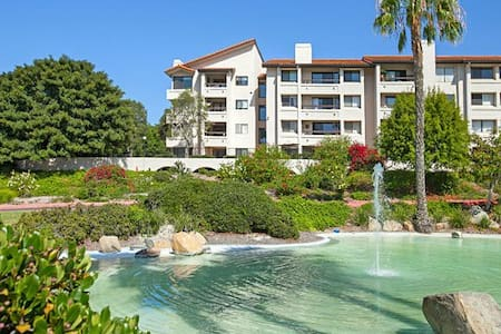 Resortlike private bed bath central - San Diego - Apartment