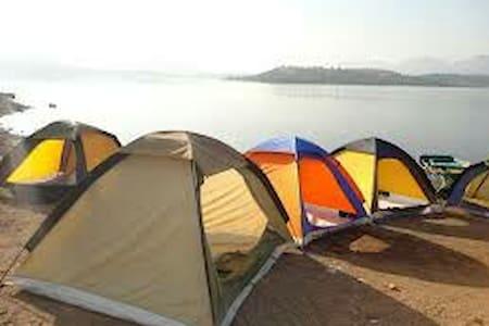 BHANDARDARA CAMPERS - Tenda