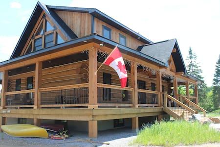 Algonquin Moose Lodge- Your Wilderness Escape - South River