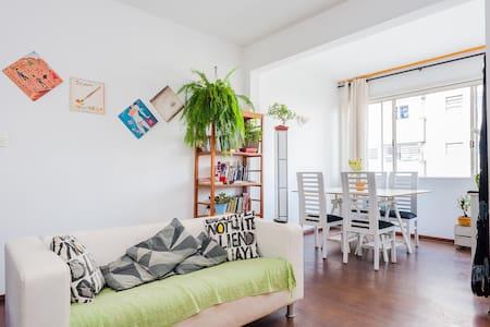 Cute Apartment near Paulista Avenue