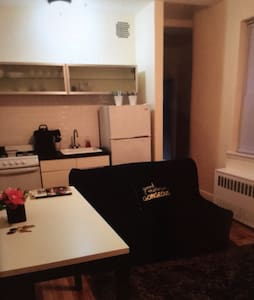 True 1 Bed Steps from Central Park - New York - Appartement
