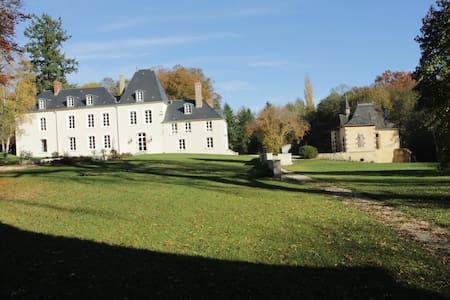 Château de Moison: Sologne/Sancerre - Kasteel
