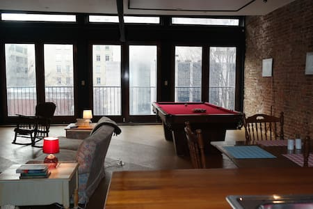Downtown Condo 3 - Walk to Beale - Memphis - Departamento