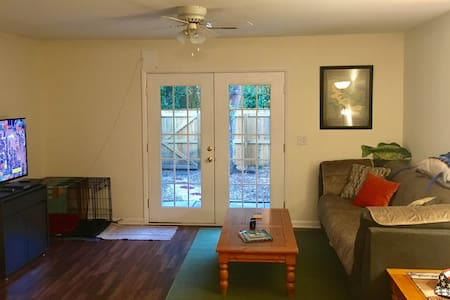 Everywhere you want to be in Mt. P! - Mount Pleasant - Townhouse