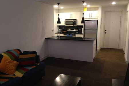 Good location Hyde Park  friendly host rarely home - Wohnung