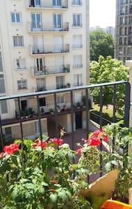 chambre privée a pantin et 5mn de paris - Apartment