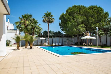 535 Appartamento B Piscina in Comune - Lecce - Villa