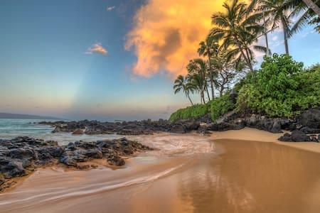 Spectacular Ocean V  fr Top of Wailea Luxury Condo - Társasház