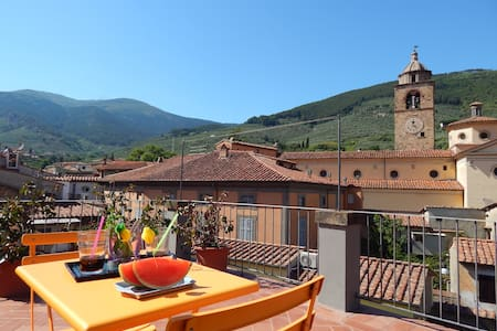 Apt Valle Verde with private rooftop terrace - Apartment