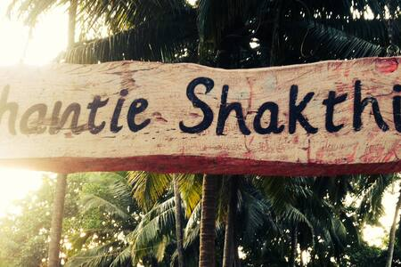 Shantie Shakthi Boutique Guest Hse - Vagator - Bed & Breakfast