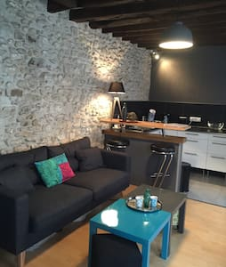 Lovely Cosy&Chic Duplex in Fonty - Appartamento