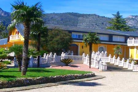 Luxury Villa Alicante, nature and swimming pool - Villa