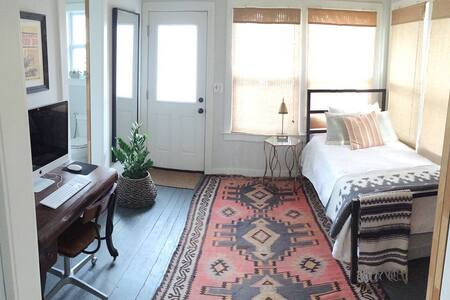 Sun-Filled Eastside Room
