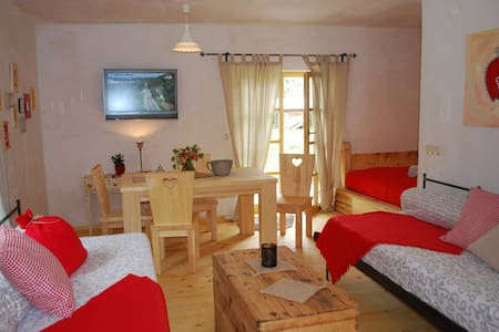 Trata 4 Ap Studio 39 m2 - Terrace - Gozd Martuljek - Apartment