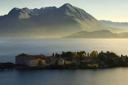 Borromeo's Dream Home - Isola Bella - Appartement