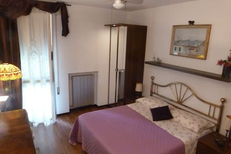 Romantic Amethyst room in B&B WINDROSE near Padova - Limena - Bed & Breakfast