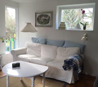 Charmerende hyggeligt sommerhus - Hus