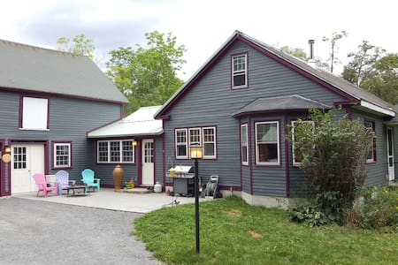 West Minster West Village, pure Vermont - Putney - Entire Floor