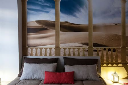 B&B La Finestra sul mondo - Sahara