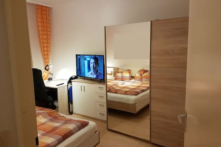 Private room near Metro / U8 - Berlino - Appartamento