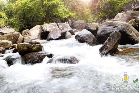 Girankiththa Eco Resort - Kitulgala - Alojamento ecológico