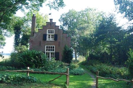 Historisch landgoed, natuurhuisje - Vught - Casa