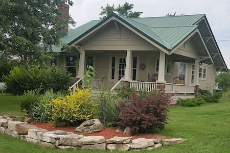 Terrapin Creek Ranch - Entire House Unmanned B&B - Haus