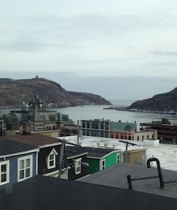 Downtown 2-Story, 3-Bedroom Condo - St. John's