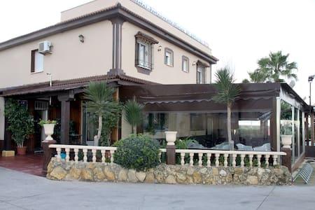 Hostal Restaurant Al-Andalus S.1 - La Guijarrosa - Overig