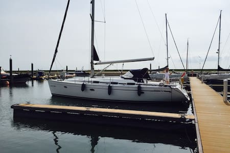 Luxury Sailingyacht | 15min from Amsterdam 6-7pers - Volendam - Boat