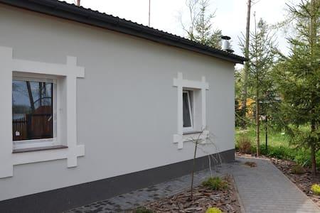 Dom letniskowy nad Jeziorem Białym. - Okuninka - House