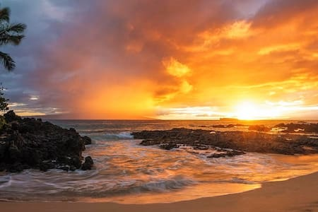 Romantic, Spectacular Ocean View Condo - Wohnung