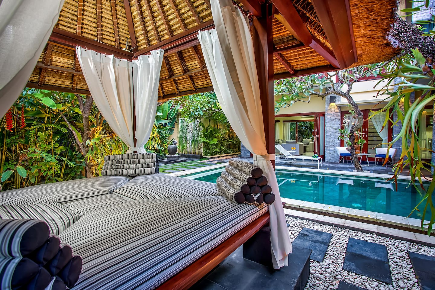 Luxury 4BR Private Pool Villa Bali