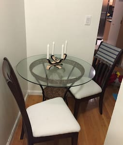 Charming courtyard apartment! - Long Island City - Apartment