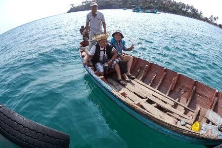 Nam Du Island - An Sơn